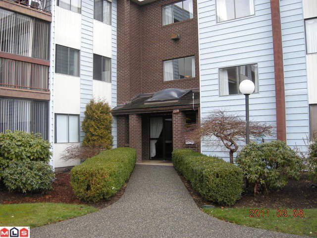"Main Photo: # 202 2279 MCCALLUM RD in Abbotsford: Central Abbotsford Condo for sale in ""Alameda Court"" : MLS®# F1106013"