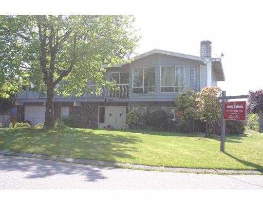 Main Photo: 11665 193RD Street in Pitt_Meadows: South Meadows House for sale (Pitt Meadows)  : MLS®# V662044