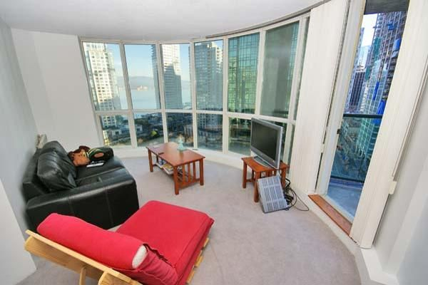 """Main Photo: 1606 588 BROUGHTON Street in Vancouver: Coal Harbour Condo for sale in """"HARBOURSIDE PARK"""" (Vancouver West)  : MLS®# V680137"""