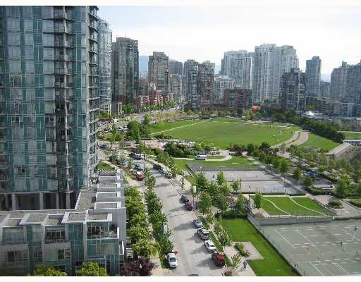 "Main Photo: 1603 1515 HOMER Street in Vancouver: False Creek North Condo for sale in ""KINGSLANDING"" (Vancouver West)  : MLS®# V651040"