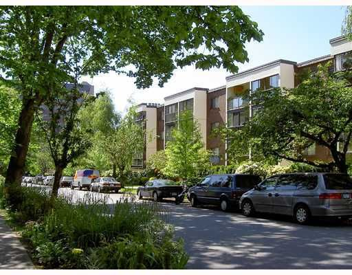 Main Photo: 1140 Pendrell Street in Vancouver: West End VW Condo for sale (Vancouver West)  : MLS®# V674471