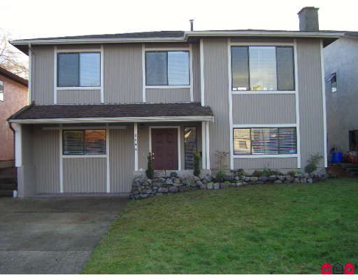 Main Photo: 2644 WILDWOOD Drive in Langley: Willoughby Heights House for sale : MLS®# F2807220