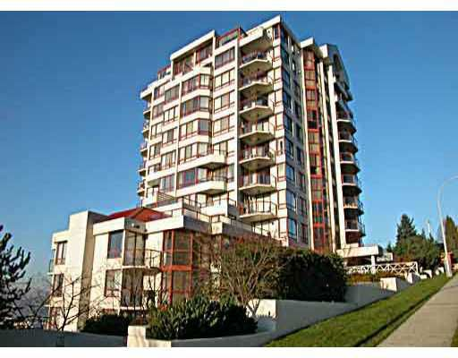 """Photo 1: Photos: # 1206 220 11TH ST in New Westminster: Uptown NW Condo for sale in """"QUEEN'S COVE"""" : MLS®# V871950"""