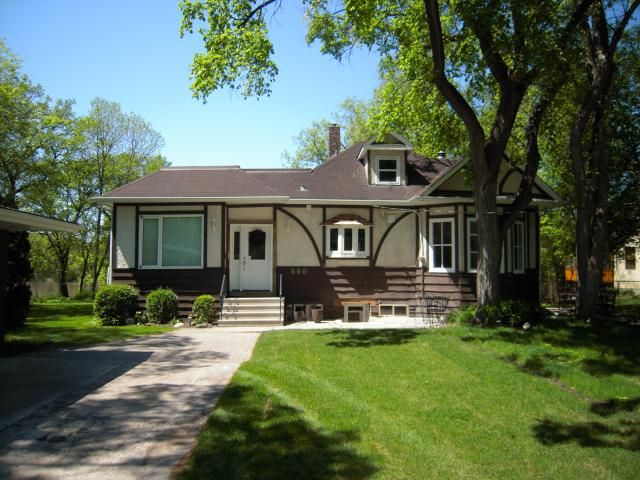 Main Photo: 660 KILDONAN Drive in Winnipeg: Residential for sale : MLS®# 1110434