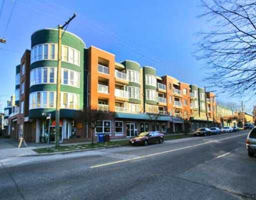 """Main Photo: 403 789 W 16TH Avenue in Vancouver: Fairview VW Condo for sale in """"SIXTEEN WILLOWS"""" (Vancouver West)  : MLS®# V684315"""