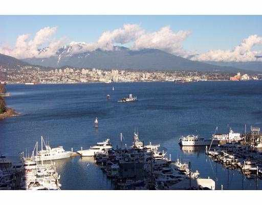 """Main Photo: 1603 590 NICOLA Street in Vancouver: Coal Harbour Condo for sale in """"CASCINA"""" (Vancouver West)  : MLS®# V703222"""