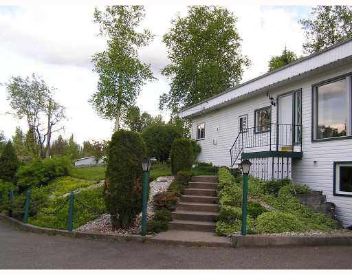 "Main Photo: 7167 MOOSE Road in Prince George: Lafreniere House for sale in ""LAFRENRERE"" (PG City South (Zone 74))  : MLS®# N183201"