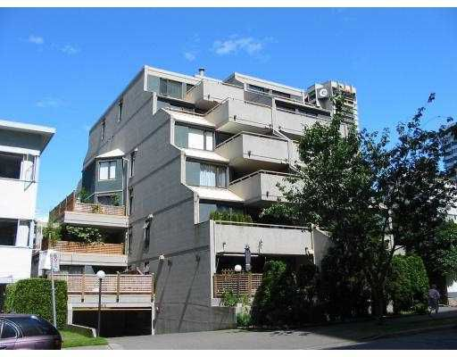 """Main Photo: 1819 PENDRELL Street in Vancouver: West End VW Condo for sale in """"PENDRELL PLACE"""" (Vancouver West)  : MLS®# V628744"""