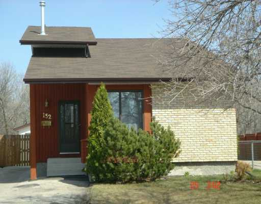 Main Photo: 152 JIM SMITH Drive in WINNIPEG: North Kildonan Single Family Detached for sale (North East Winnipeg)  : MLS®# 2706442