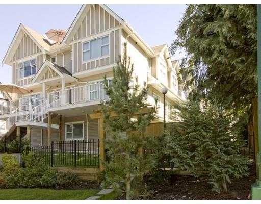 "Main Photo: 28 730 FARROW Street in Coquitlam: Coquitlam West Townhouse for sale in ""FARROW RIDGE"" : MLS®# V668819"