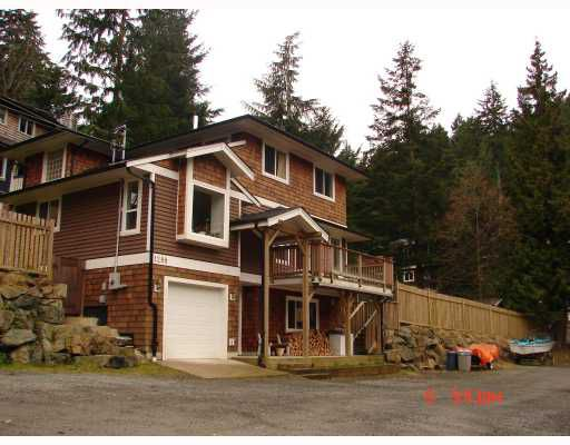 Main Photo: 1288 EAGLE CLIFF Road in Bowen_Island: Bowen Island House for sale : MLS®# V692553