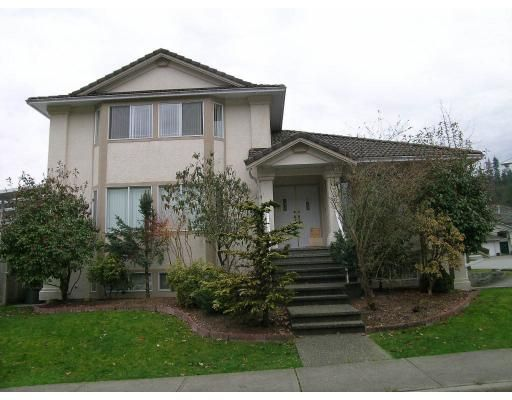 Main Photo: 3330 ROSALIE CT in Coquitlam: HO Hockaday House for sale (CQ Coquitlam)  : MLS®# V638911