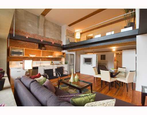 "Main Photo: 503 528 BEATTY Street in Vancouver: Downtown VW Condo for sale in ""BOWMAN LOFTS"" (Vancouver West)  : MLS®# V646760"