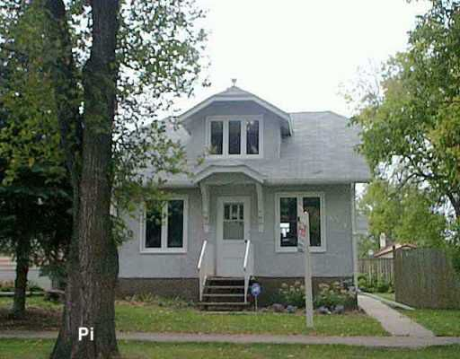 Main Photo: 539 ST CATHERINE Street in Winnipeg: St Boniface Single Family Detached for sale (South East Winnipeg)  : MLS®# 2514664