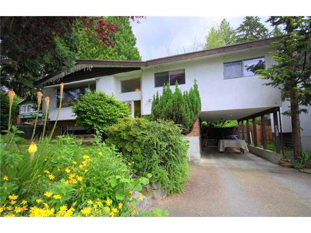 Main Photo: 6549 PARKDALE DR in Burnaby: Parkcrest House for sale (Burnaby North)  : MLS®# V838877