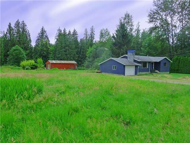 Main Photo: 24950 100TH AV in Maple Ridge: Thornhill House for sale : MLS®# V904234
