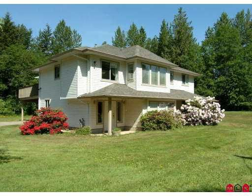 Main Photo: 6039 226th in Langley: House for sale : MLS®# F2712877