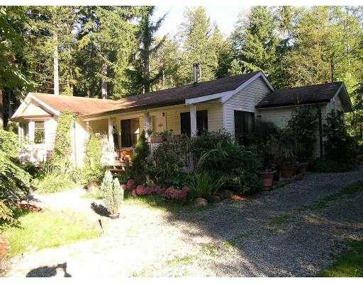 Main Photo: 27671 112TH AV in Maple Ridge: Whonnock House for sale : MLS®# V558413