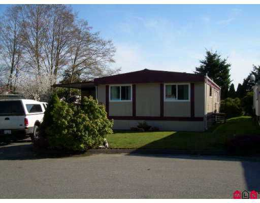"Main Photo: 116 1840 160TH Street in White_Rock: King George Corridor Manufactured Home for sale in ""Breakway Bays"" (South Surrey White Rock)  : MLS®# F2708017"
