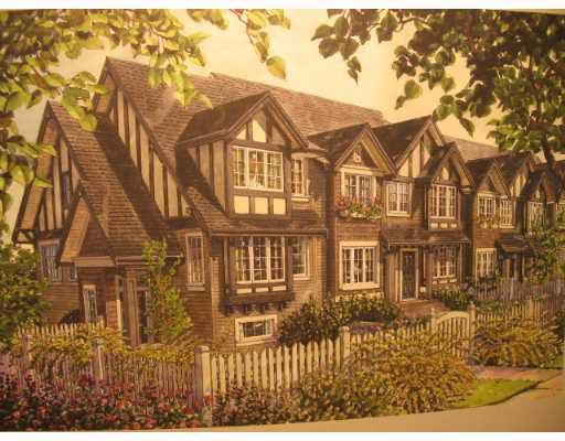"""Main Photo: 5 8533 Cumberland Place in Burnaby: East Burnaby Townhouse for sale in """"CHANCERY LANE"""" (Burnaby East)  : MLS®# V642284"""