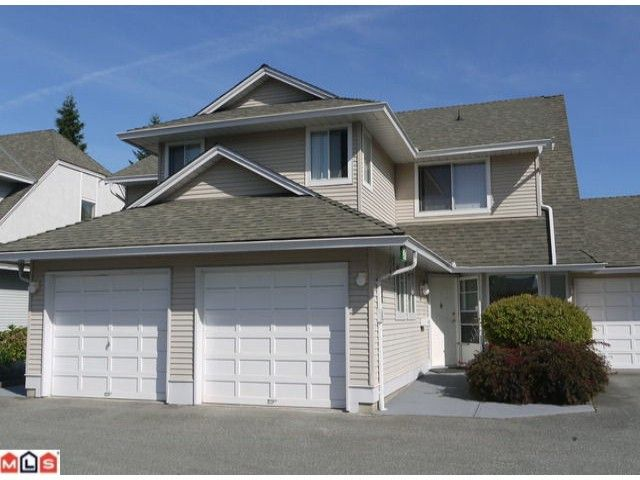 Main Photo: 31 2475 EMERSON Street in Abbotsford: Abbotsford West Condo  : MLS®# f1023180