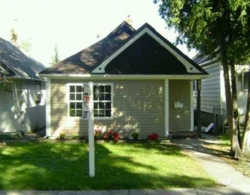 Main Photo: 665 ALVERSTONE Street in Winnipeg: West End / Wolseley Single Family Detached for sale (West Winnipeg)  : MLS®# 2701692