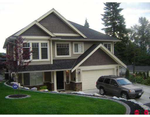 Main Photo: 8276 CADE BARR Street in Mission: Mission BC House for sale : MLS®# F2716877