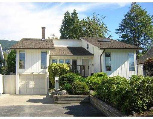Main Photo: 2275 HAYWOOD Avenue in West_Vancouver: Dundarave House for sale (West Vancouver)  : MLS®# V661885