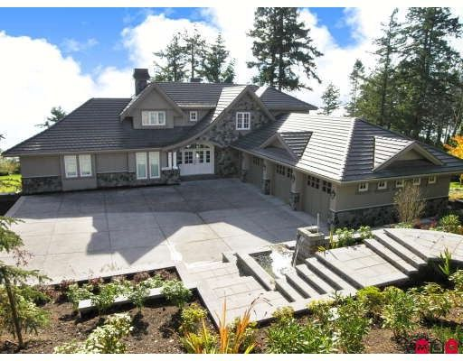 Main Photo: Ocean Front Estate Home - 12990 13TH AV in White Rock: House for sale : MLS®# Ocean Front Estate Home