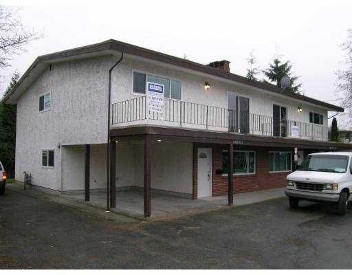 Main Photo: 11828 LAITY Street in Maple_Ridge: West Central House Duplex for sale (Maple Ridge)  : MLS®# V691071