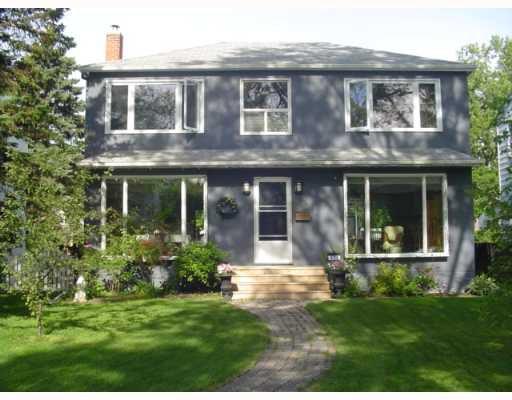 Main Photo: 575 OAK Street in WINNIPEG: River Heights / Tuxedo / Linden Woods Single Family Detached for sale (South Winnipeg)  : MLS®# 2712041