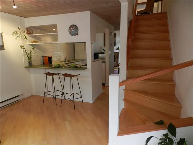 "Main Photo: # 203 1045 W 8TH AV in Vancouver: Fairview VW Condo for sale in ""GREENWOOD PLACE"" (Vancouver West)  : MLS®# V907351"