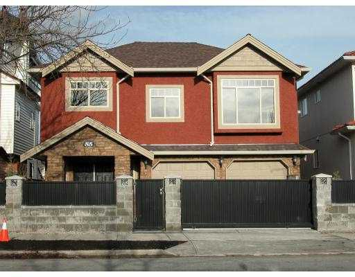 Main Photo: 85 E 49TH Avenue in Vancouver: Main House for sale (Vancouver East)  : MLS®# V681217