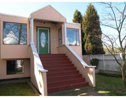 Main Photo: 4098 W 17TH Ave in Vancouver: Dunbar House for sale (Vancouver West)  : MLS®# V640027