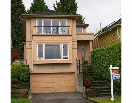 Main Photo: 4749 TRAFALGAR ST in Vancouver: MacKenzie Heights House for sale (Vancouver West)  : MLS®# V564138
