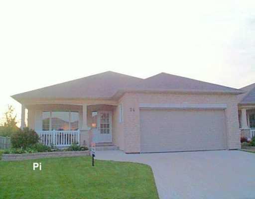 Main Photo: 34 380 JOHN FORSYTH Road in WINNIPEG: St Vital Condominium for sale (South East Winnipeg)  : MLS®# 2608158