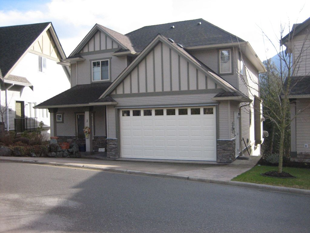 Main Photo: # 2 45957 SHERWOOD DR in Sardis: Promontory House for sale (Chilliwack)  : MLS®# H1100689