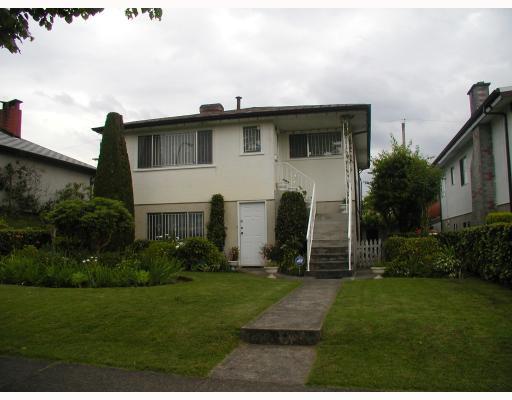 Main Photo: 5734 MCKINNON Street in Vancouver: Killarney VE House for sale (Vancouver East)  : MLS®# V655644