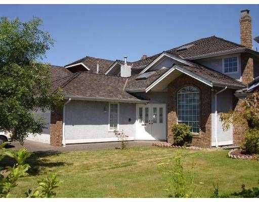 """Main Photo: 9811 KILBY Drive in Richmond: West Cambie House for sale in """"THE OAKS"""" : MLS®# V664918"""