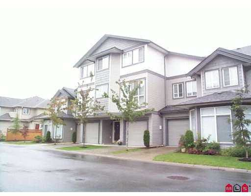 """Main Photo: 52 7250 144TH Street in Surrey: East Newton Townhouse for sale in """"CHIMNEY RIDGE"""" : MLS®# F2803235"""
