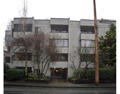 Main Photo: # 205 1830 ALBERNI ST in Vancouver: WE West End Condo for sale (VW Vancouver West)  : MLS®# V641190