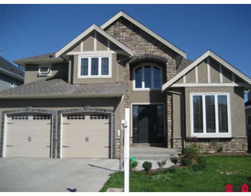"Main Photo: 2721 CARRIAGE Court in Abbotsford: Abbotsford West House for sale in ""Castlemore Estates"" : MLS®# F2730262"