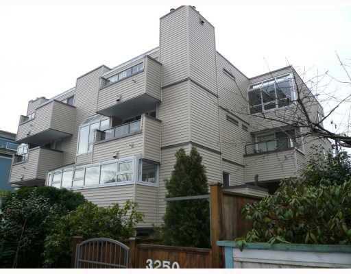 Main Photo: 6 3250 W 4TH Avenue in Vancouver: Kitsilano Condo for sale (Vancouver West)  : MLS®# V688345