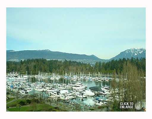 Main Photo: 804 1650 BAYSHORE Drive in Vancouver: Coal Harbour Condo for sale (Vancouver West)  : MLS®# V692707