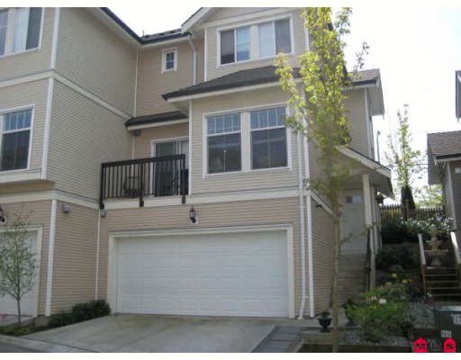"""Main Photo: 43 21535 88TH Avenue in Langley: Walnut Grove Townhouse for sale in """"Redwood Lane"""" : MLS®# F2813075"""