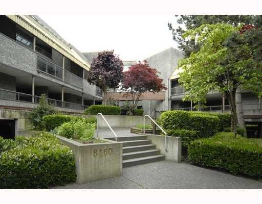"Main Photo: 109 8460 ACKROYD Road in Richmond: Brighouse Condo for sale in ""ARBORETUM"" : MLS®# V710921"
