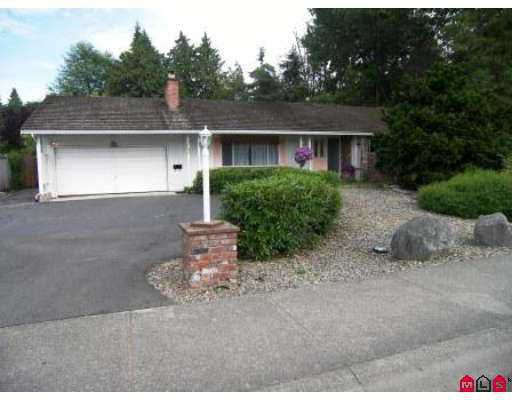 """Main Photo: 2162 124TH Street in White_Rock: Crescent Bch Ocean Pk. House for sale in """"Crescent Heights"""" (South Surrey White Rock)  : MLS®# F2718892"""