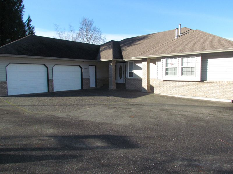 Main Photo: 5705 TESKEY WAY in SARDIS: Promontory House for rent (Sardis)