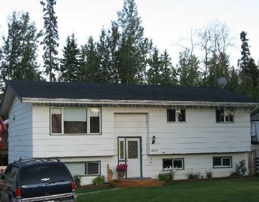 """Main Photo: 4712 GAIRDNER in Fort_Nelson: Fort Nelson -Town House for sale in """"GAIRDNER SUB"""" (Fort Nelson (Zone 64))  : MLS®# N177250"""