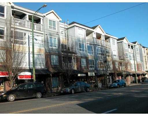 "Main Photo: 313 3333 W 4TH Avenue in Vancouver: Kitsilano Condo for sale in ""BLENHEIM TERRACE"" (Vancouver West)  : MLS®# V683238"